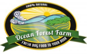 Ocean Forest Farm Logo Design